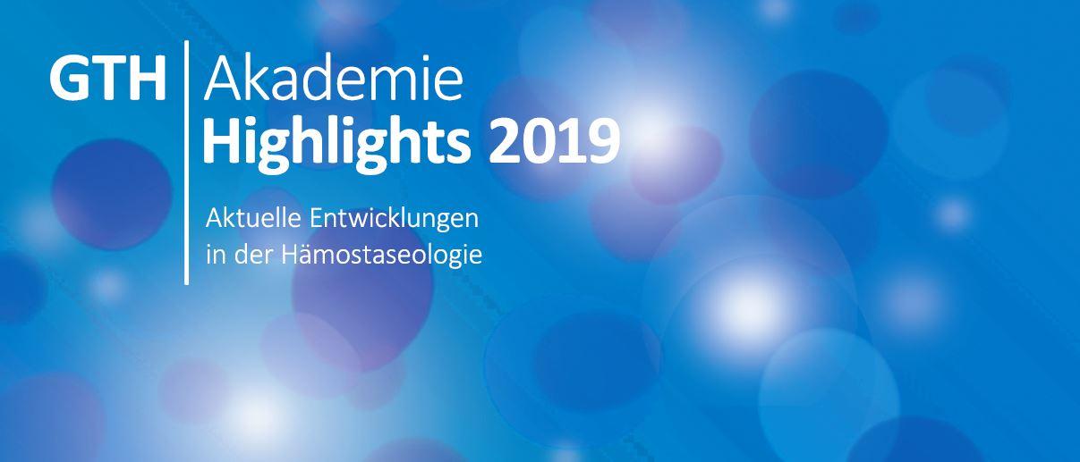 Die GTH-Akademie: Highlights 2019