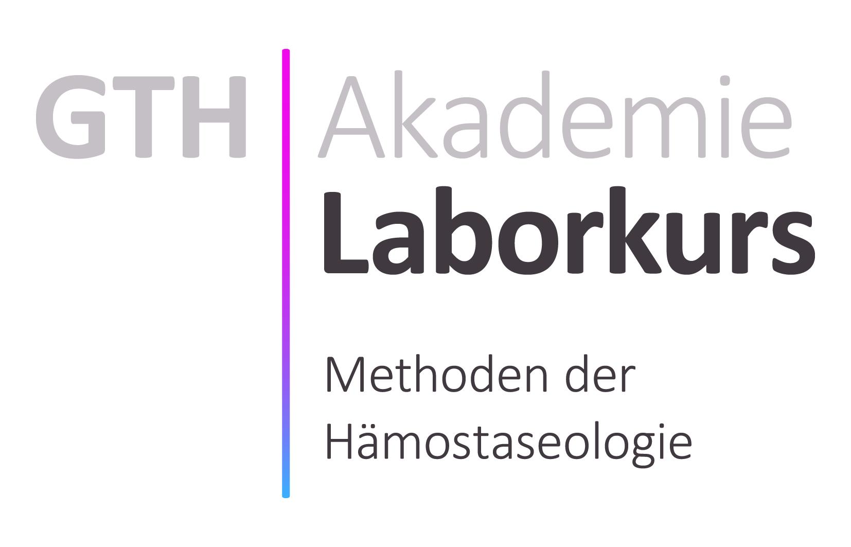 12. Laborkurs – Methoden der Hämostaseologie