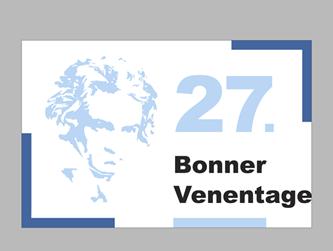 27. Bonner Venentage 2021 (Termin wird verschoben, nicht am 5./6.3.21!)